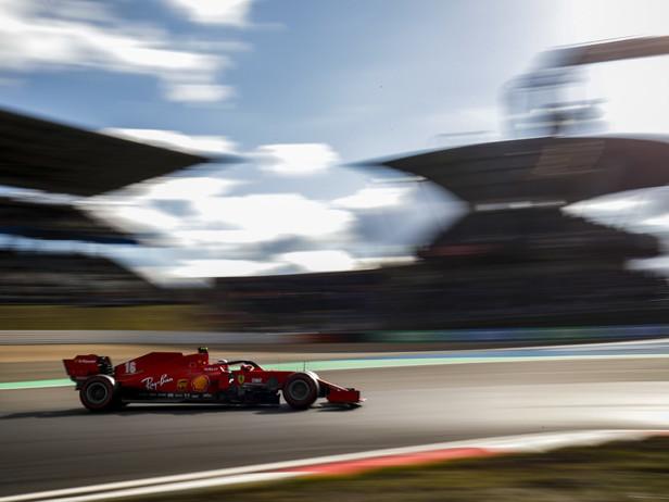 F1, GP Eifel 2020: le prove ufficiali viste dalla pista del Nurburgring