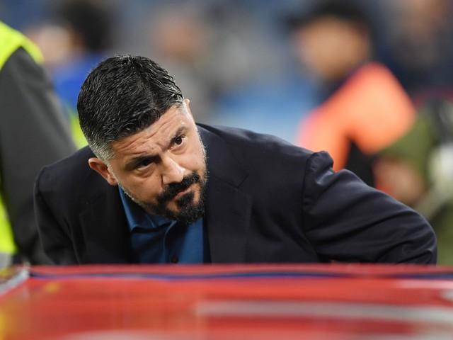 """Napoli, Gattuso amaro: """"Siamo imbarazzanti, andiamo in ritiro"""""""