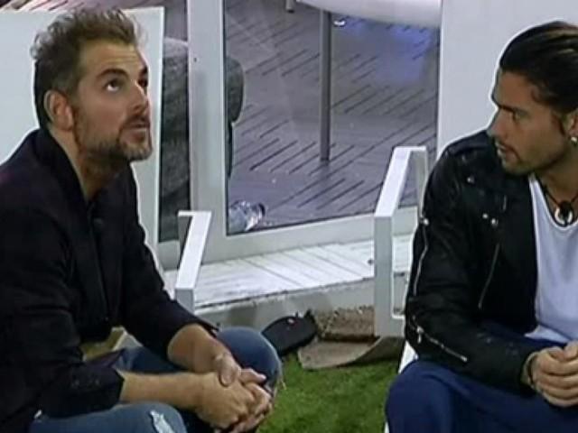 Grande Fratello VIP, Daniele Bossari la clamorosa rivelazione tra le lacrime