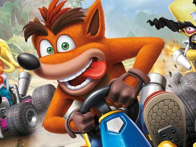 Crash Team Racing: L'aggiornamento 1.05 per Switch ridurrà i tempi di caricamento