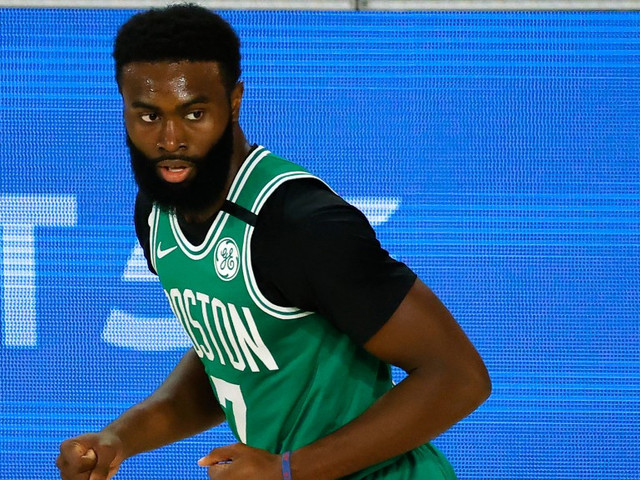 Jaylen Brown: 'Reform' Isn't The Right Word In Fight For Social Equality
