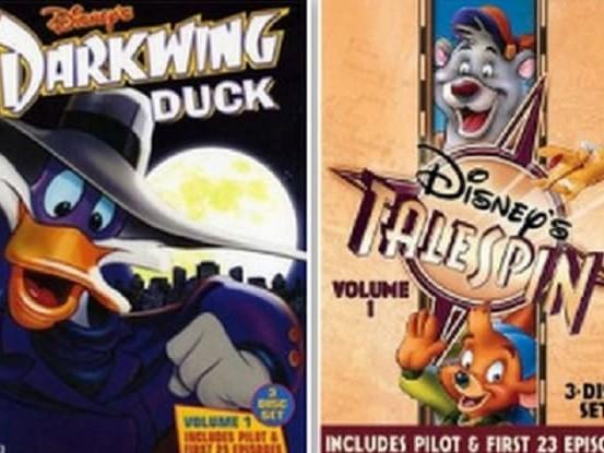 Disney+ annuncia Darkwing Duck, Talespin, Ducktales e Cip & Ciop?
