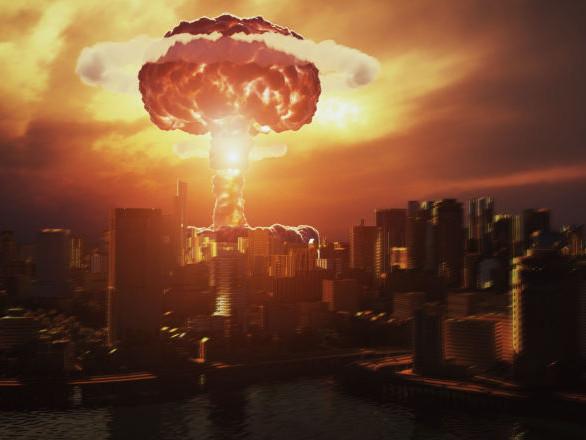 Gli esperti hanno valutato le possibili cause dello scoppio della guerra nucleare
