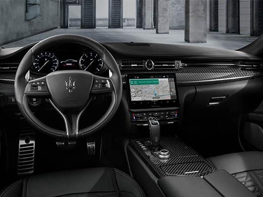Maserati, i servizi TomTom salgono a bordo delle sue auto