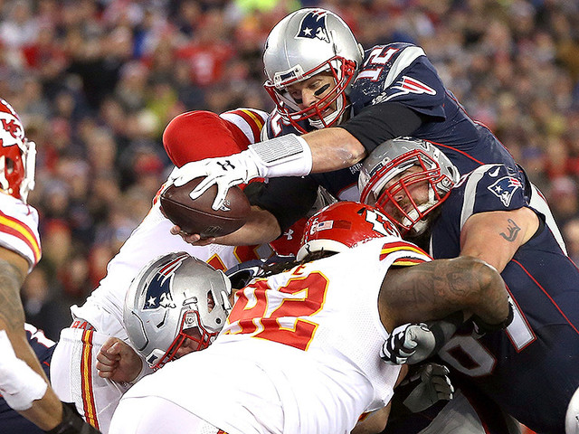 Patriots-Chiefs Week 14 News, Notes & Fun Facts