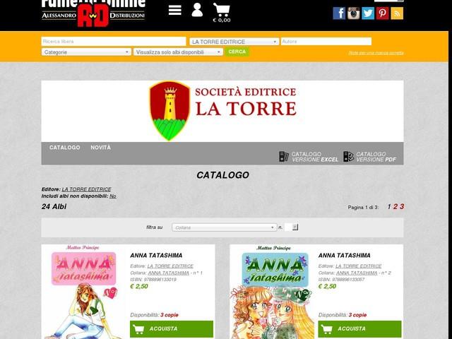05-05-2017: LA TORRE EDITRICE - C'ERA UNA VOLTA GOLDRAKE