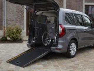 Nuovo Renault Kangoo TPMR: laureato in mobilità inclusiva