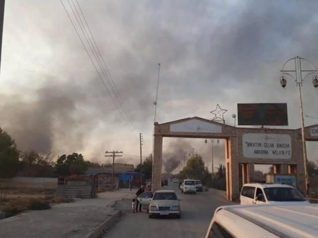 Siria, i Curdi denunciano possibili bombardamenti turchi con napalm e fosforo