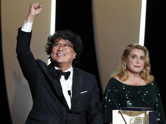 Parasite di Bong Joon Ho vince la Palma d'oro al Festival di Cannes