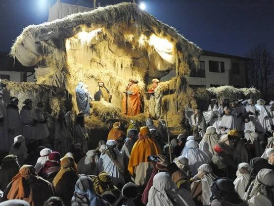 Cena di Natale dell'associazione di Bergamo