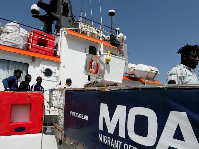 Noi del Moas in mare da tre anni per colmare le lacune d'Europa