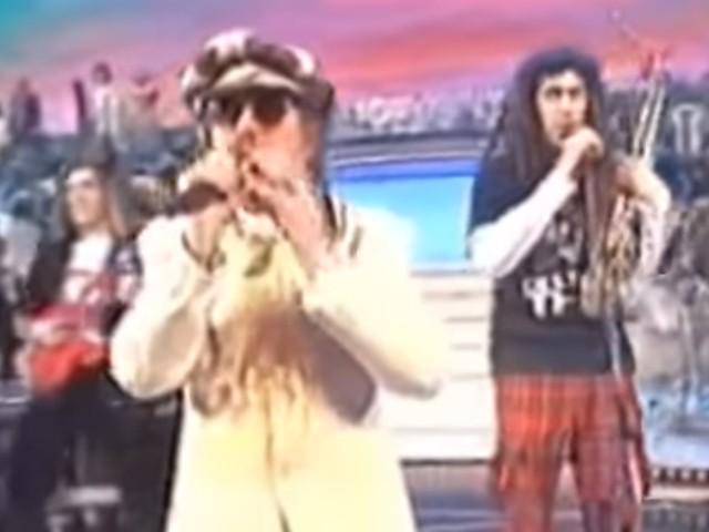 "PITURA FRESKA/ Video ""Papa nero"": il reggae sbarca a Sanremo (Techetechetè)"