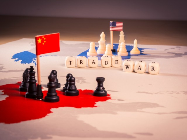 TRADE WAR: welcome to the NEW NORMAL
