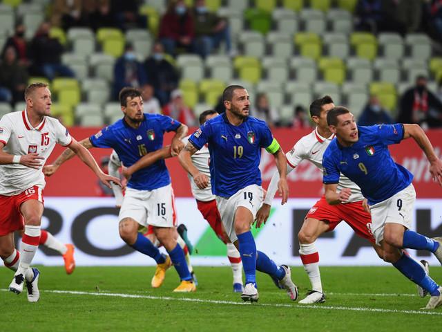Nations League, l'Italia non sfonda: con la Polonia finisce 0-0