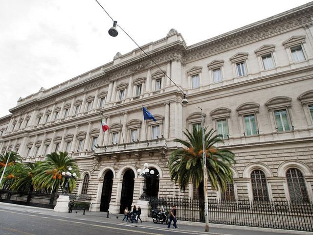 Nuovo record per il debito pubblico, dice Bankitalia