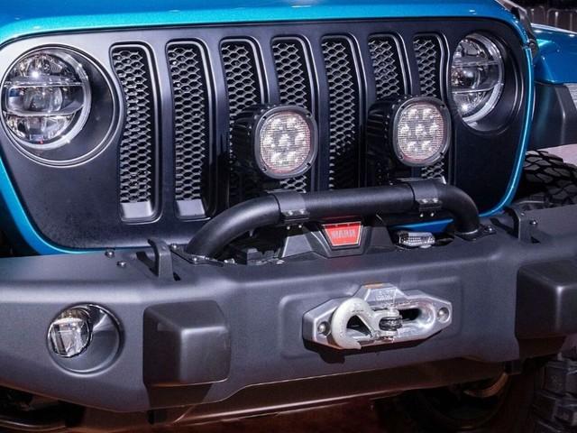 Jeep Wrangler vince ancora il premio '4×4 of the Year'