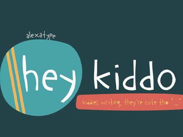 40 Best Child-Friendly Fonts (Kids' Handwriting Styles)