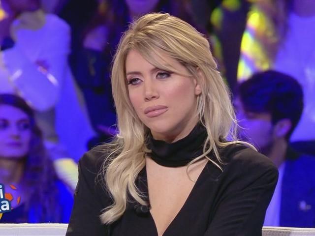 """Wanda Nara sul futuro di Icardi: """"Resta all'Inter anche l'anno prossimo"""""""