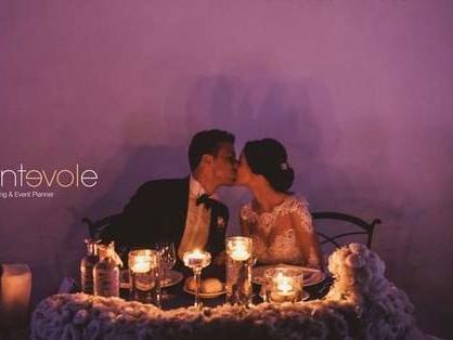 Le maioliche amalfitane come tema portante delle nozze di Raffaele e Francesca