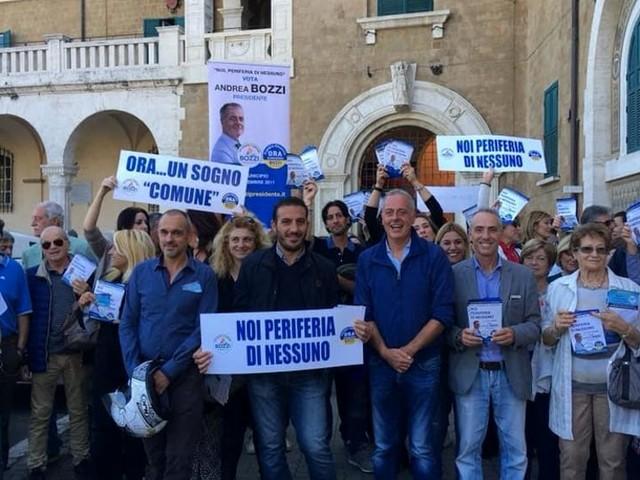"""Ostia, Pasquarelli (Ora per Bozzi presidente): """"Con autonomia rifiuti come risorsa"""""""