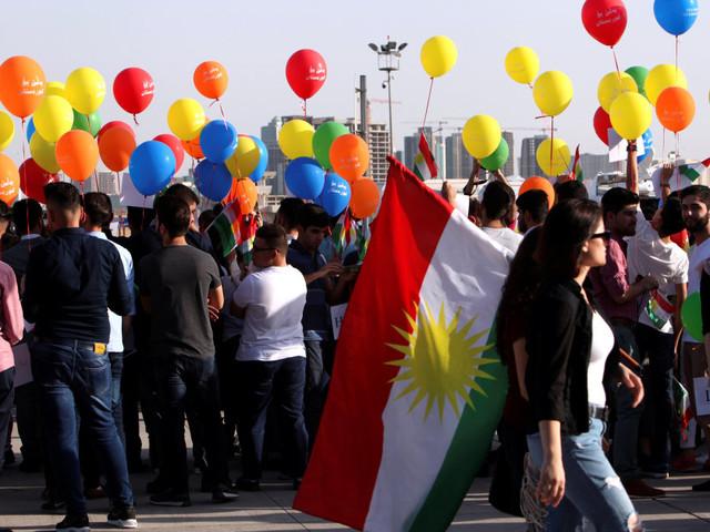 """Erbil-Barcellona: i referendum """"accerchiati"""""""