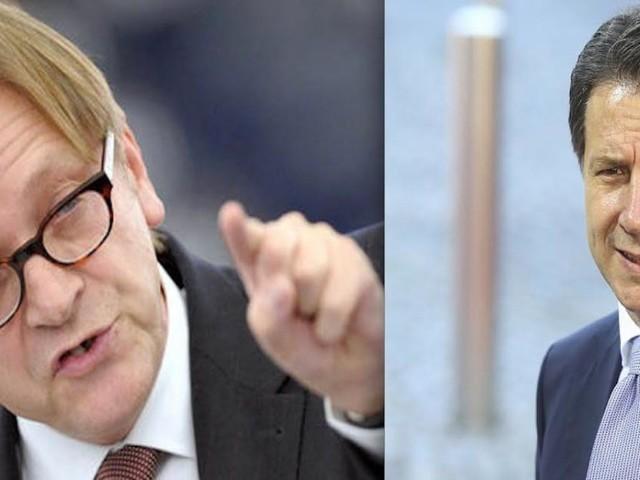 Conte, il giudizio di Elisabetta Gardini: 'È un burattino, Verhofstadt aveva ragione'