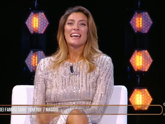 Elisa Isoardi dopo l'Isola sbarca a Mediaset? La sua risposta
