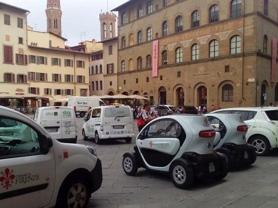 Mobilità elettrica, Firenze con e_mob 2018