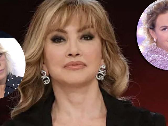 Milly Carlucci commenta Barbara d'Urso, la presunta rivalità con Maria De Filippi e la diffida a Mediaset
