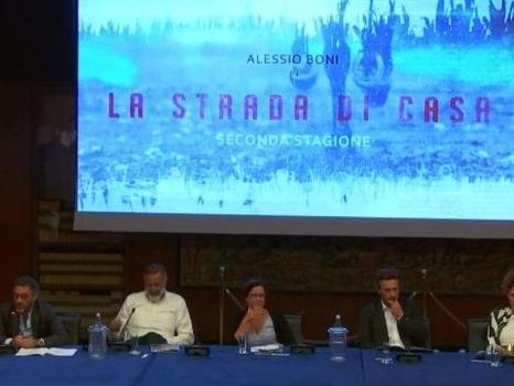 La Strada di Casa 2 verso l'antologia, nuova storia per gli stessi personaggi: anticipazioni dal cast in conferenza stampa