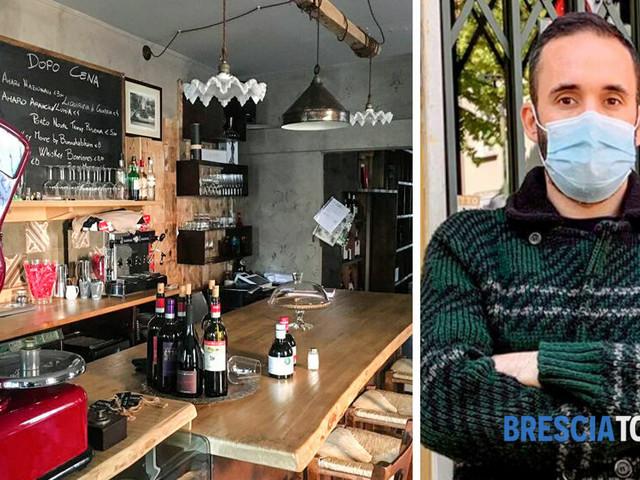 """Porte chiuse per tre ristoranti di Desenzano: """"Siamo stati travolti dalla pandemia"""""""