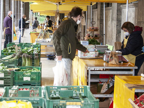 #MangiaItaliano, 2 Giugno al Mercato di Campagna Amica