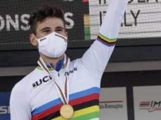 """Ganna: """"Voglio il triplete del ciclismo"""""""