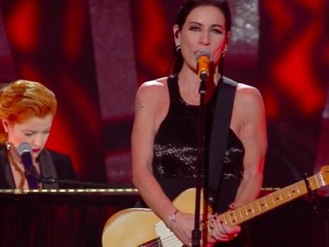 Video di Noemi e Paola Turci al Festival di Sanremo 2018 per un duetto tutto al femminile