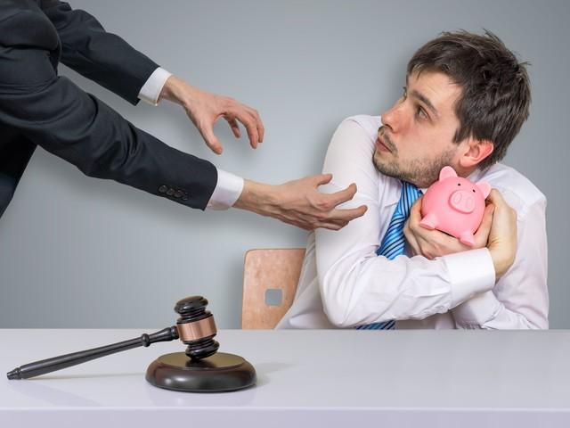 Debitori: tra i privati il conto corrente è il bene più pignorabile