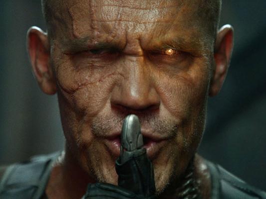 Deadpool 2 – Josh Brolin è Cable in una foto dal dietro le quinte
