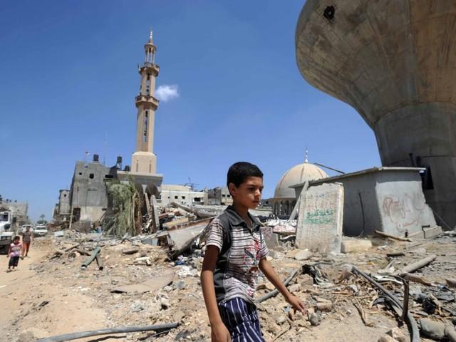Escalation della guerra israeliano palestinese. Situazione tragica per i bambini