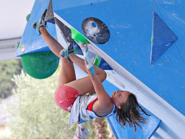 Campionato Europeo Giovanile Boulder a Bressanone dal 19 al 22 settembre