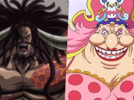 Kaido e Big Mom sono i nuovi personaggi giocabili di One Piece: Pirate Warriors 4