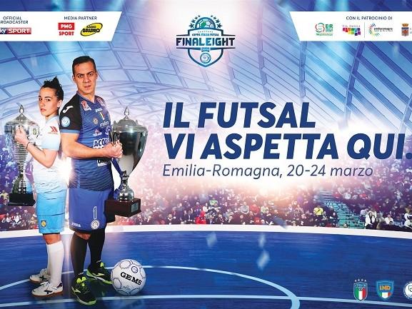 Calcio a 5, Final Eight 2019: apre Napoli – Eboli