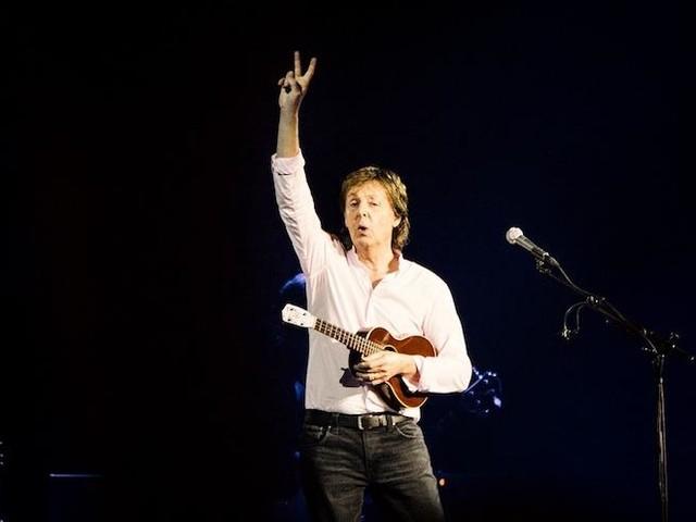 Paul McCartney e Ringo Starr/ Video, suonano i Beatles (e gli scienziati li studiano)