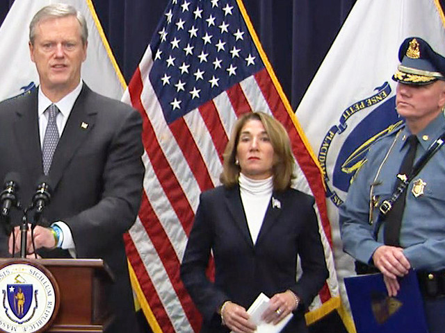 Christopher Mason To Be Next Head Of Massachusetts State Police