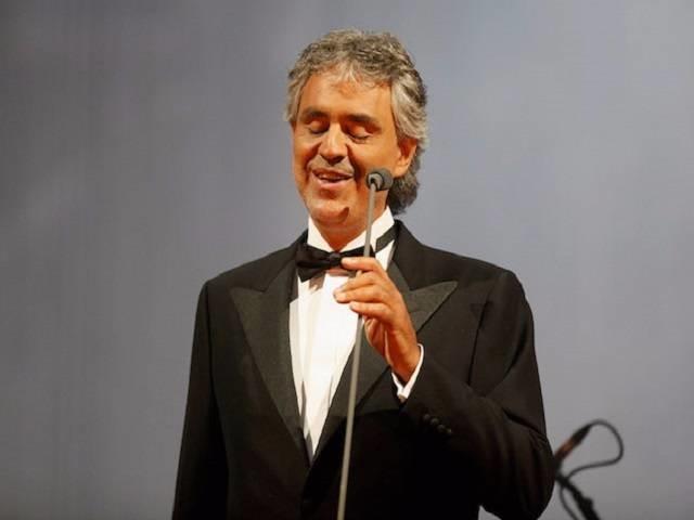 Andrea Bocelli prenderà il posto di Baglioni a Sanremo? L'indiscrezione