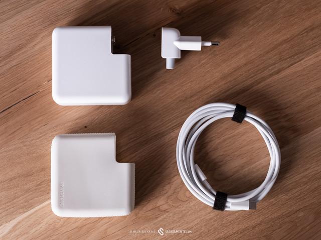 AsSaggio: caricatori SkyGrand compatibili con MacBook USB-C e MagSafe