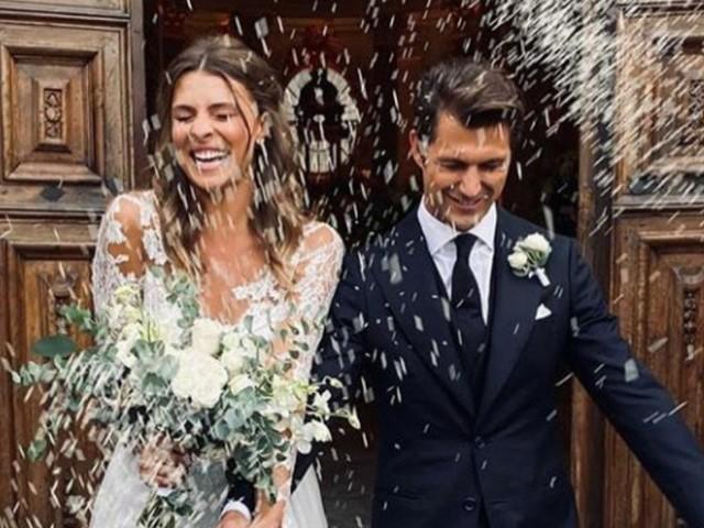Cristina Chiabotto sposa l'imprenditore Marco Roscio. La coppia è insieme da due anni