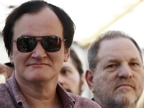 Weinstein: Tarantino,'sapevo abbastanza'