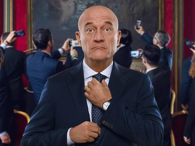 Supercinema dà il Bentornato Presidente a Claudio Bisio