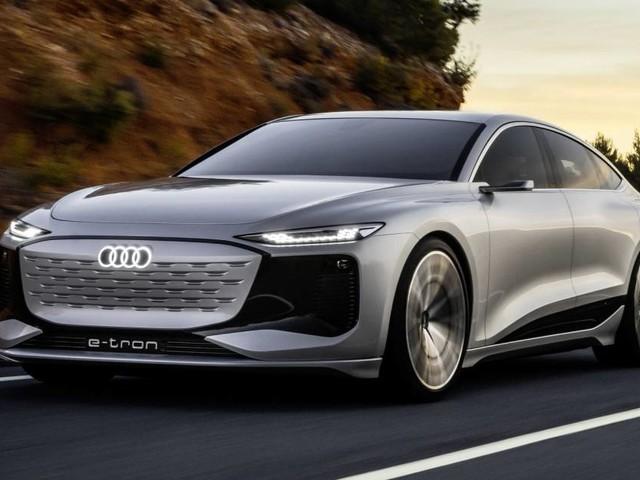 Audi A6 e-tron - La piattaforma Ppe debutta sulla berlina