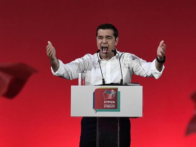 """Alexis il """"traditore"""", l'uomo che sedusse l'Ue"""