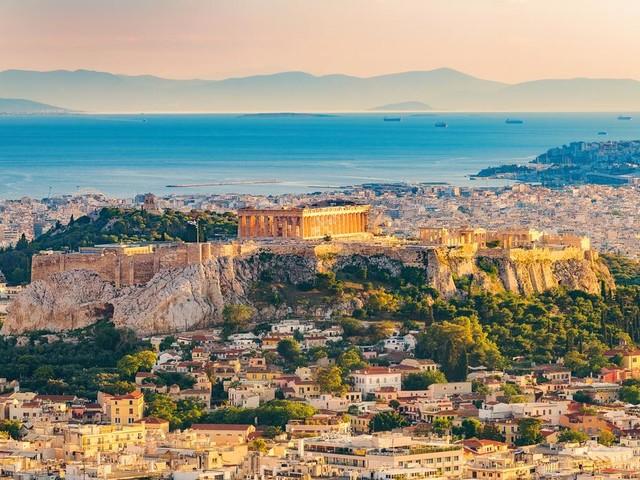 Aegean, vola ad Atene (fino a marzo) per soli 39 euro